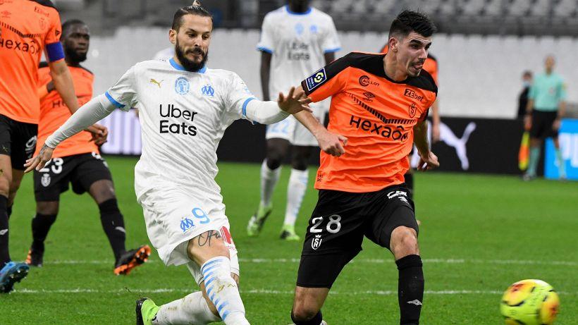 Ligue 1: poker del Lione, il Marsiglia frena in casa