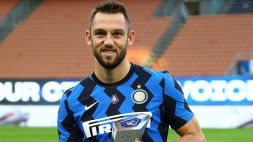 """Inter, De Vrij: """"La parola scudetto non mi spaventa"""""""