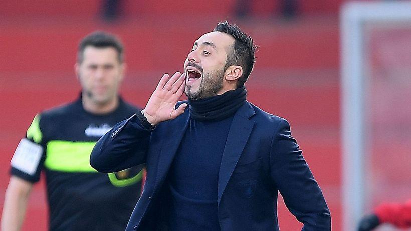 """Sassuolo, De Zerbi: """"Teniamo molto alla Coppa Italia"""""""