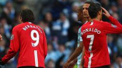 """Berbatov su Cristiano Ronaldo: """"Allenarsi con lui una guerra"""""""