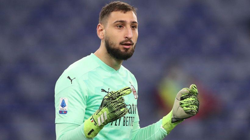 """Donnarumma chiarisce: """"Il massimo per il Milan"""""""