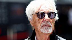 """F1, Ecclestone: """"Vettel non amato in Ferrari, meglio dimenticare"""""""