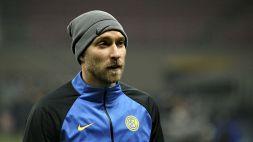 """Inter, Eriksen e i cattivi pensieri: """"Mai pensato però di scappare"""""""