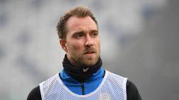 Inter, Christian Eriksen atteso a Milano