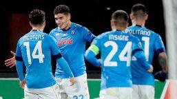 Europa League: AZ-Napoli 1-1, le foto