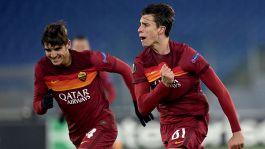 Europa League: Roma Young Boys 3-1, le foto