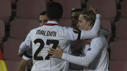 Europa League: Sparta Praga-Milan 0-1, le foto