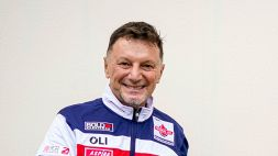 MotoGp, Fausto Gresini ricoverato per Covid
