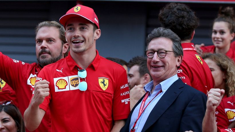 F1, ribaltone in Ferrari: a sorpresa via l'ad Camilleri, c'è Elkann