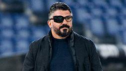 Napoli, Gattuso e quel ritiro dal doppio significato