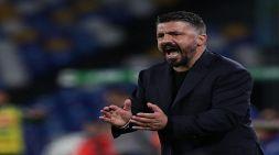 """Napoli, la sincerità di Gattuso: """"Risultato bugiardo"""""""