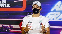 """Russell: """"Il nuovo motore Ferrari ci mette in difficoltà"""""""