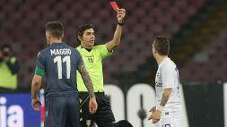 Serie A, quattro squalificati per un turno