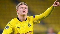 Il Dortmund blocca Haaland