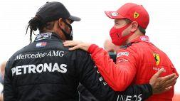 F1, Sebastian Vettel fa una rivelazione su Lewis Hamilton
