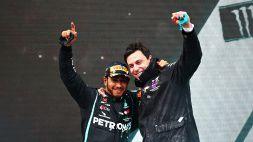 F1, mistero risolto: Hamilton-Wolff ancora alla Mercedes