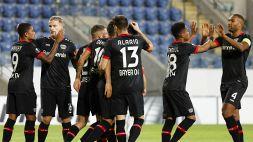 Bundesliga: frenano Bayern e Dortmund, vola il Leverkusen