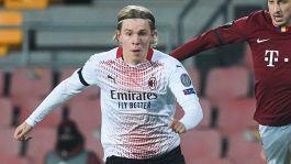 Il Milan e Hauge non si fermano più: vittoria e primo posto