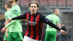 Europa League, il Milan passa il turno: poker in rimonta al Celtic