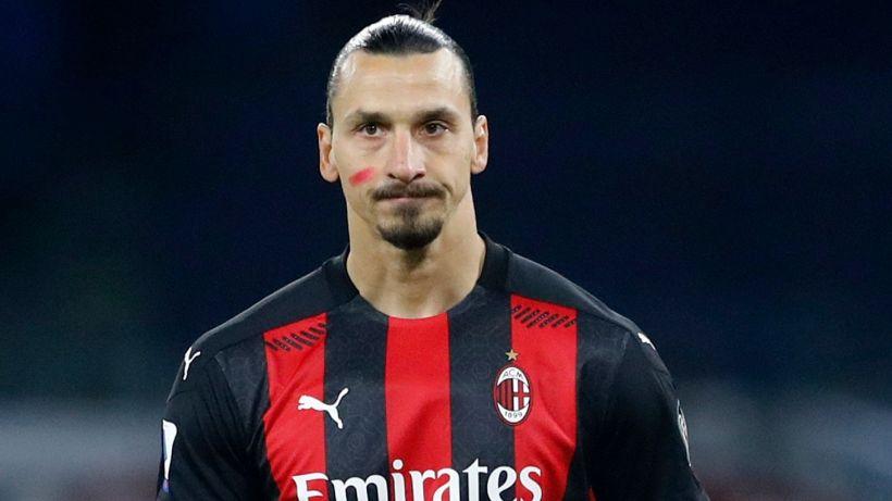 Milan, novità importanti per Zlatan Ibrahimovic nel momento più difficile