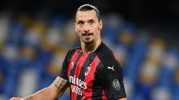 Mercato Milan: Ibrahimovic svela il suo futuro