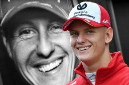 Mick Schumacher, il figlio di re Michael: dai kart alla F1