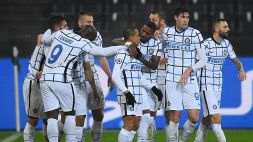 Champions League, l'Inter si qualifica agli ottavi se...