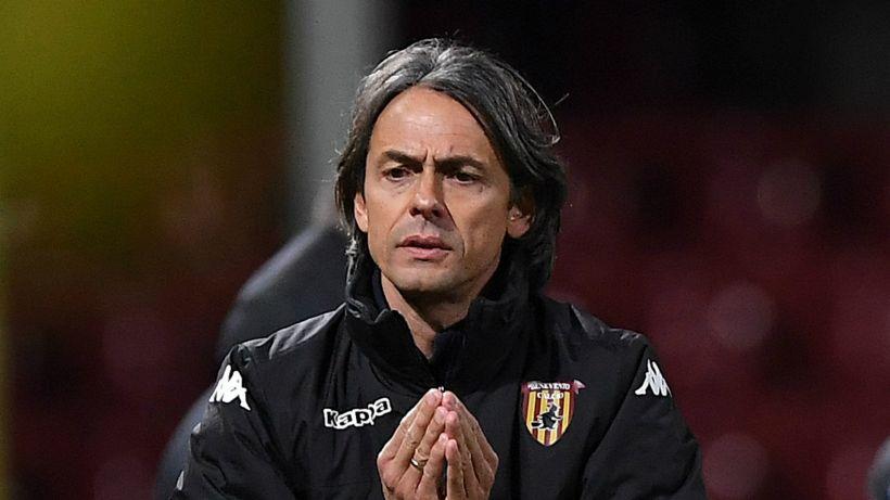 Benevento: i convocati di Inzaghi per Bologna
