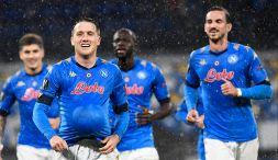 """Tifosi Napoli, gioia a metà nella prima al """"Maradona"""""""