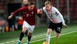"""Milan, Pellegatti fa rumore sul web: """"Basta, imiti Hauge"""""""