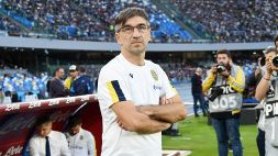 """Juric avverte il Verona: """"Tenere i migliori o io non ci sarò più"""""""