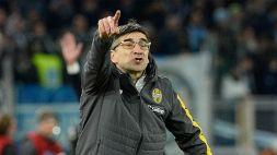 Serie A, le formazioni ufficiali di Verona - Crotone