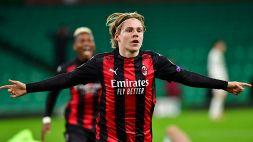 Hauge saluta il Milan, è un nuovo giocatore dell'Eintracht Francoforte