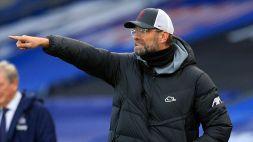 """Il Liverpool spiega il passo indietro: """"Klopp e la squadra sconvolti"""""""