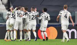 Juve, il tris in Champions riaccende la polemica