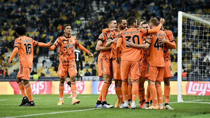 Champions, sorteggi: la Juve è la prima a scendere in campo