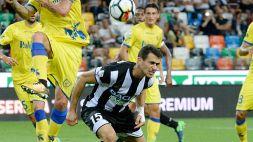 Luca Gotti (Udinese) parla di Kevin Lasagna