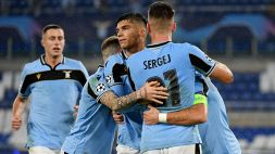 Champions League, Lazio qualificata agli ottavi con il brivido