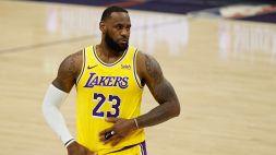 """Lakers, LeBron: """"Non ho bisogno di più riposo"""""""
