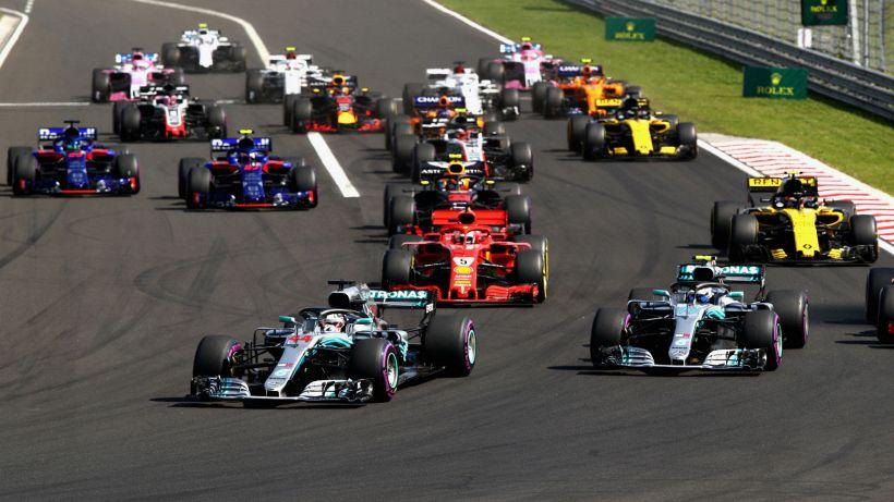 Formula 1: nel 2021 l'orario della partenza torna alle 14.00