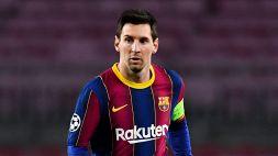 """Messi: """"Guardiola e Luis Enrique i migliori. Futuro? Adesso sto bene"""""""