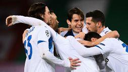 Cosa serve all'Atalanta per qualificarsi agli ottavi di Champions