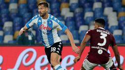 Coppa Italia, Napoli-Empoli: probabili formazioni