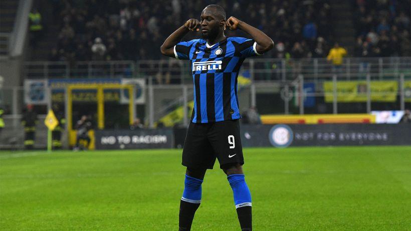Fiorentina-Inter, gioia Lukaku allo scadere: ora il Milan