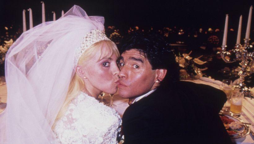 Maradona, confessione dell'ex moglie Claudia Villafane su Diego