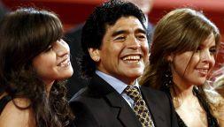 L'eredità di Maradona:prima mossa di Jana,pronte Dalma e Giannina