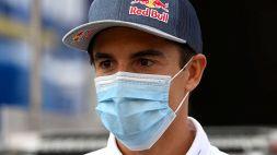 MotoGp, le condizioni di Marc Marquez restano un mistero