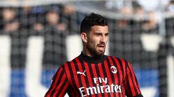 Mercato Lazio, dal Milan il sostituto di Luiz Felipe