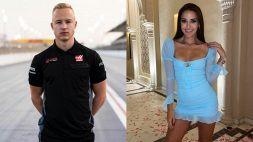 F1, caso Mazepin: si sfoga Andrea D'Ival la ragazza palpeggiata