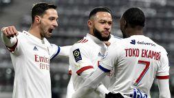 Ligue 1: il Lione vince a Metz, il Monaco cade a Lille
